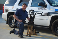 Labonte's Rin - durham police officer